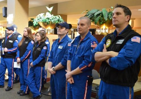 LIFE FORCE Crew Members